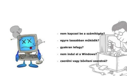 Számítástechnikai szerviz