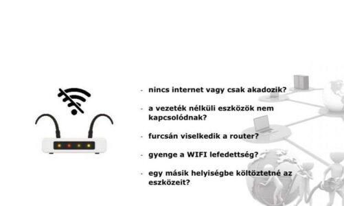 Rakoncátlankodik a hálózat?